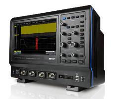Digital Storage Oscilloscope features 750 MHz bandwidth.