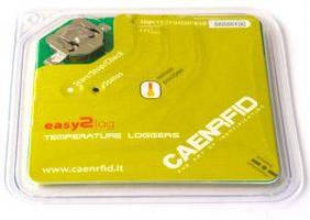 RFID Smart Tags track temperature history through cold chain.