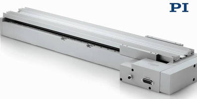 Linear Positioner offers 0.5 micron resolution, 500 mm travel.