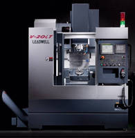 Arthur Machinery-Florida offers 5-Axis Machining from Leadwell