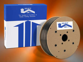 Flux Cored Electrode welds plates with surface contaminants.
