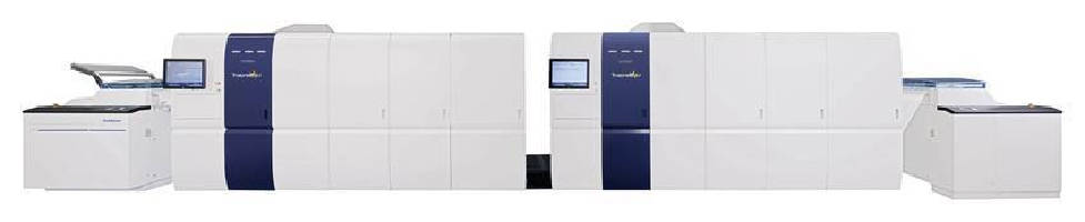 Continuous-Feed Inkjet Web Press supports up to 6 colors.