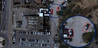 Intelligence Software scans aerial and satellite images