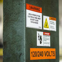 Labeling System helps minimize workplace injuries, liability.