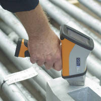 XRF Analyzer optimizes positive material identification.
