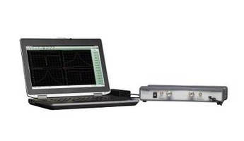 PC-Controlled Vector Network Analyzers cover up to 40 GHz.
