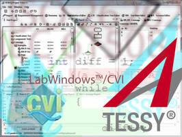 TESSY Supports NI LabWindows/CVI