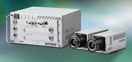 Compact Multi-Head Camera performs Hi-Res, high-speed imaging.