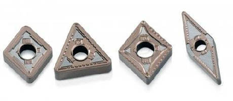 Cutting Tool Inserts support cast iron and steel turning.