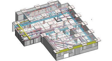 VIATechnik Creates Intelligent 3D Model for Reconstruction of Cedars-Sinai Steven Spielberg Building