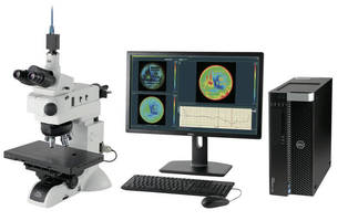 White Light Interferometric Microscope can measure graphene.