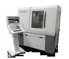 Optical Manufacturing Systems feature impact-resistant spindle.