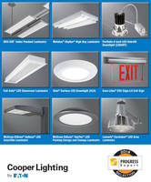 Illuminating Engineering Society Recognizes Nine Eaton LED Products for Technical Achievement