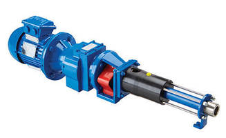 Dosing Pumps serve low-flow, high-pressure applications.