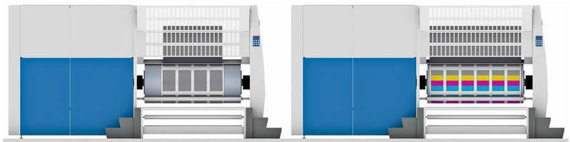 Digital High-Volume Inkjet Presses can adapt to changing demands.