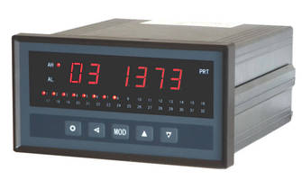 Temperature Scanner Indicator monitors up to 32 channels.