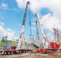 ALL Strengthens Fleet with Seven-Crane Grove Package