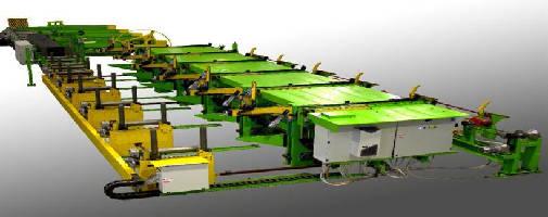Bundling Systems form bundles of tubes up to 7,700 lb.