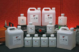 Vacuum Pump Fluids offer viscosities from 62-270 cSt.