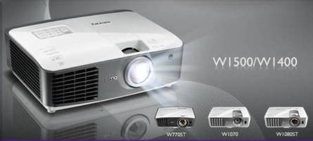 Plug-and-Play Projectors integrate wireless capability.