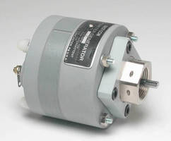 Rugged AC Tachometers measure rotational speed of diesel engines.