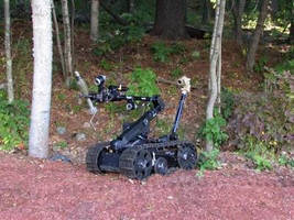 Tactical Robot is IOP-compliant as defined by U.S. Army.