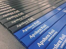 Stencil Foil Adapter System maintains uniform foil tension.