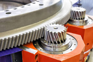 High-Speed Drives target vertical lathes.