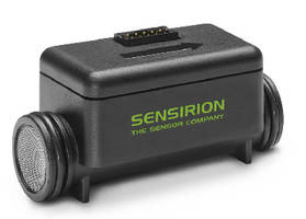 Analog Mass Flow Meter suits medical respiration applications.