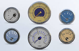Marine Gauges fit any type of watercraft.