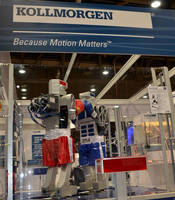 Learn How to Improve the Hygienic Design of Your Machine's Powertrain with Kollmorgen at Pack Expo 2014