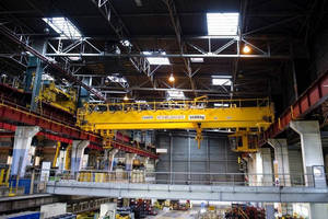 Konecranes Protected Areas Technology Safeguards People and Infrastructure