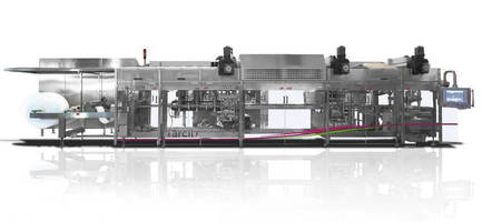 Arcil is Proud to Present the A7 : the Next Generation FFS Machine