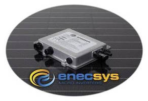 Micro Inverter and Gateway fosters AC module growth.