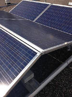 PV System maximizes energy density of rooftop solar arrays.