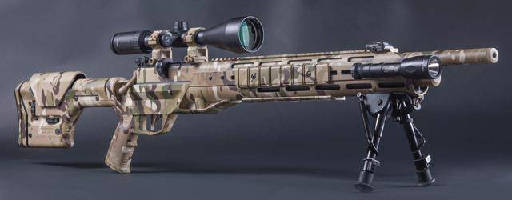 Crosman Introduces Magpul® M-LOK Licensed Air Rifle