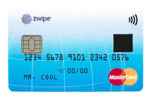 MasterCard and Zwipe Announce the Launch of the World's First Biometric Contactless Payment Card with Integrated Fingerprint Sensor