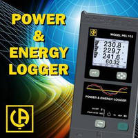Free Android App Available for AEMC Data Loggers