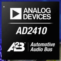 Audio Bus Transceiver is fully AEC-Q100 qualified.