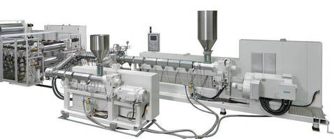 High-Speed Extruder Triumph Continues