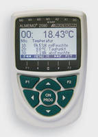 Handheld Datalogger combines usability and functionality.