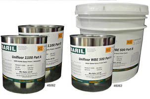 Epoxy Primers are formulated for ESD floor coating compatibility.