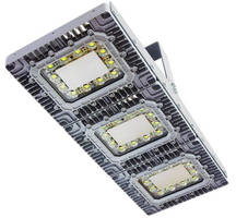 High Bay 450 W LED Light Fixture has explosionproof design.