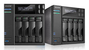 NAS Tower serves enterprise and multimedia applications.