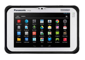 Rugged Tablet runs Android(TM) 4.4 operating system.