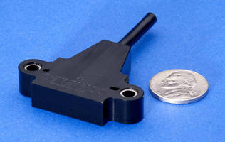 Touchless Magnetic Rotary Angle Sensors feature CANopen interface.