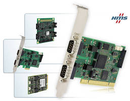 CAN Cards for PCI Bus support up to 4 high-/low-speed channels.