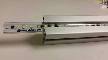 Linear LED Lights offer fluorescent alternative.
