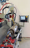 Multi-Process Welding Lathe features PLC-based controls.