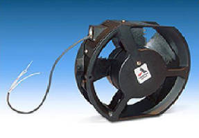Cooling Fan operates in explosive environments.